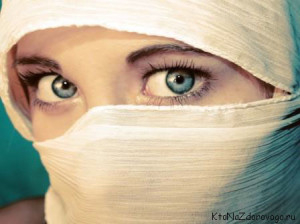 Женские красивые глаза