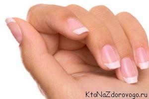 Женские ногти на руках