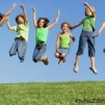 Картотека подвижных игр с прыжками для детей