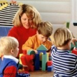 Подвижные игры для детей дошкольников в детском саду (в группе)