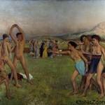 Система физического воспитания в Афинах и Спарте (АГОГЭ)