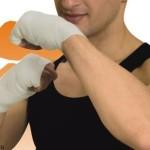Как правильно наматывать боксерские бинты (видео)