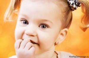 Привычка грызть ногти у ребенка